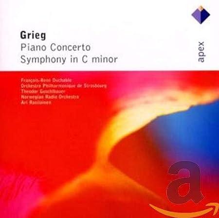 Klavierkonzert/Sinfonie in C-Moll