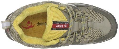 Chung Shi Balance Step Holiday 9100, Scarpe da trekking donna grigio
