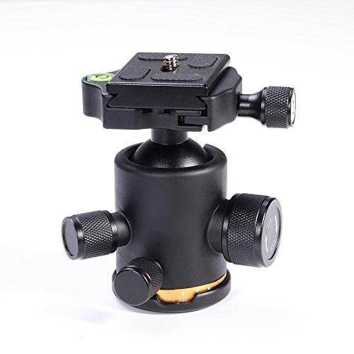 Fotga Metal 360 Degree Swivel Camera Tripod Ball Head Ballhe