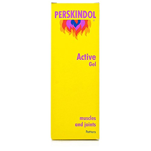 - Perskindol Active Gel Dual Action Relief from Arthritic or Muscle Aches and Pains 100ml (3 Pack)