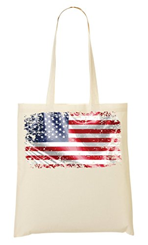 Mano De Nationality Nice Washington To Bolso Compra Country De Bolsa USA La America Series Flag RnZ7ISxwvq