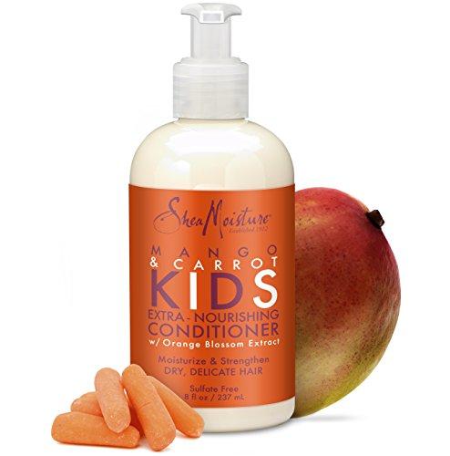 Review SheaMoisture Mango & Carrot