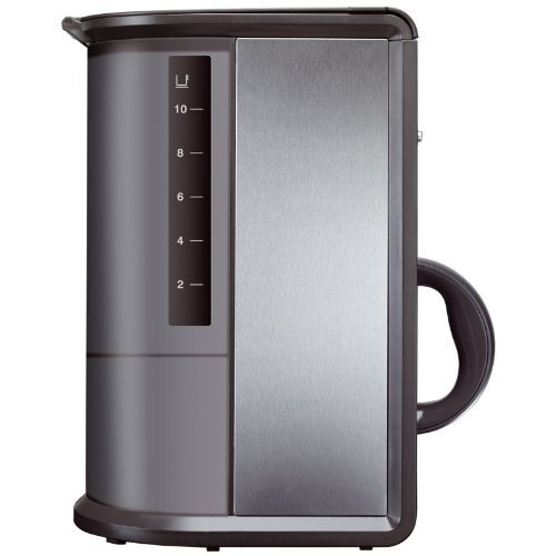 Krups Km1000 Coffee Maker Programmable 10 Cup : Kitchen Tools Krups KM1000 10-Cup Stainless-Steel Coffeemaker