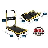 Olympia Tools - 700LB Capacity Platform Hand