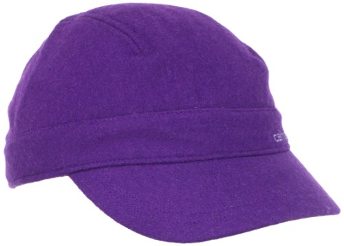 Price comparison product image Carhartt Women's Womens Camden Military Cap,Grape  (Closeout),One Size