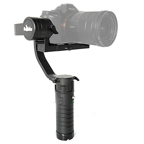 Beholder DS1 Handheld Stabilizer 3-Axis Brushless Gimbal for DSLR Camera Support Weight 2kg by Beholder