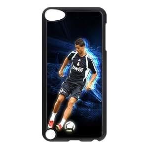 XOXOX Phone case Of Cristiano Ronaldo Cover Case For Ipod Touch 5