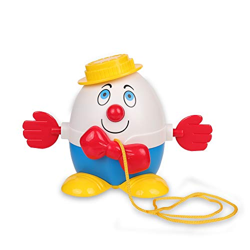 Basic Fun Fisher Price Classics Humpty Dumpty Pull Along