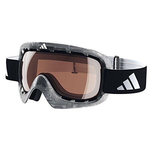nbsp;– nbsp;lunettes Eyewear 302362686 Sport Black lst Colore Active nbsp;noir Fantasy Mat De Adidas nbsp;– Silver Cat Ski ItqwAHRRW