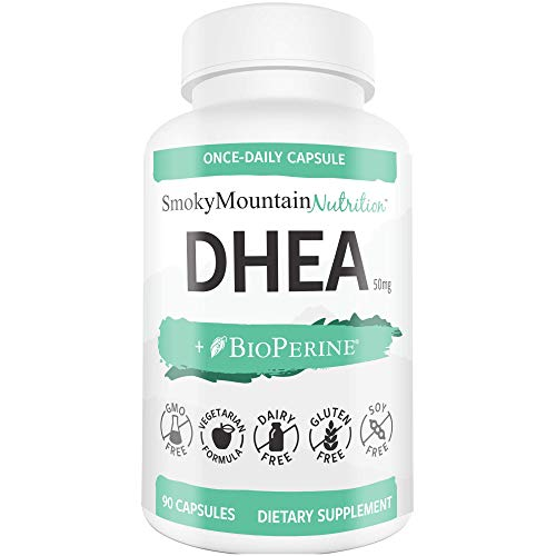 DHEA 50mg Supplement 90
