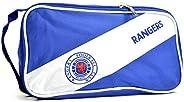 Rangers Fc 'Stripe' Football Boot Bag Official Acc