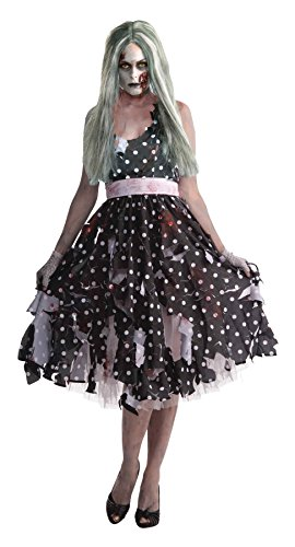 Zombie Housewife Costume - Standard - Dress Size 6-12