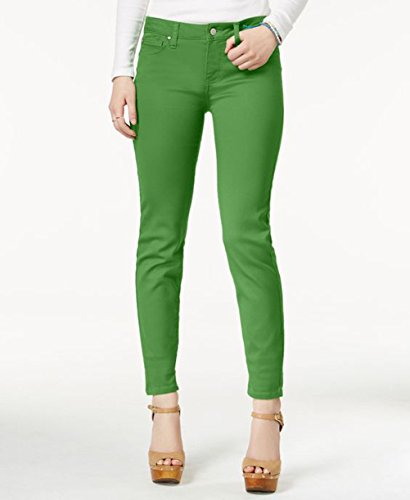 mint colored jeans - 9