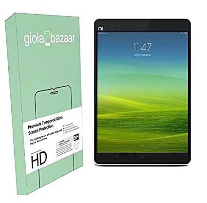 Gioiabazaar Premium Tempered Glass Screen Protector 0.3 MM 2.5D Explosion Proof for Xiaomi Mi Pad 7.9 Screen guards