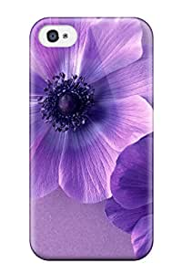 Elliot D. Stewart's Shop Hot For Iphone 4/4s Protector Case Subtle Florals Phone Cover 3044478K10408435