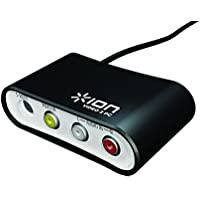 ION Video 2 PC MKII | Analog-To-Digital Video Converter for PC (USB / RCA / Composite / S-Video)