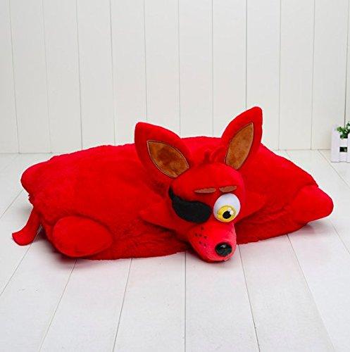 ML Warehouse Five Nights At Freddys Plush Pillow (Foxy)
