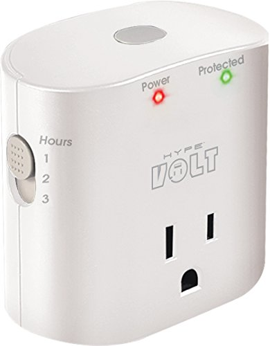 Hype® Volt Energy Saving Power Timer Wall Outlet