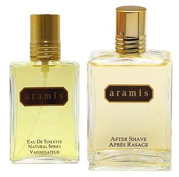 Aramis By Aramis For Men. Gift Set ( Eau De Toilette Spray 3.3-Ounces + Aftershave 4.1-Ounces)