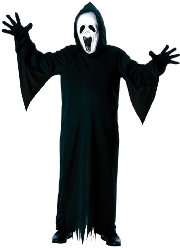 Howling Ghost Child Costume - -