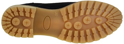 Mujer Para Zapatos Cuplé Oxford Atros16525 black Cordones 103088 Negro De nYBvW0Ugvx