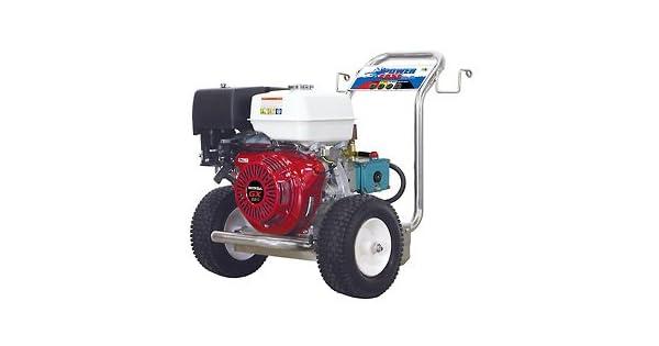 Amazon.com: 4000 PSI Presión Lavadora – 13HP, Honda GX Motor ...