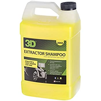 Amazon Com 3d Extractor Shampoo Upholstery Cleaner 1