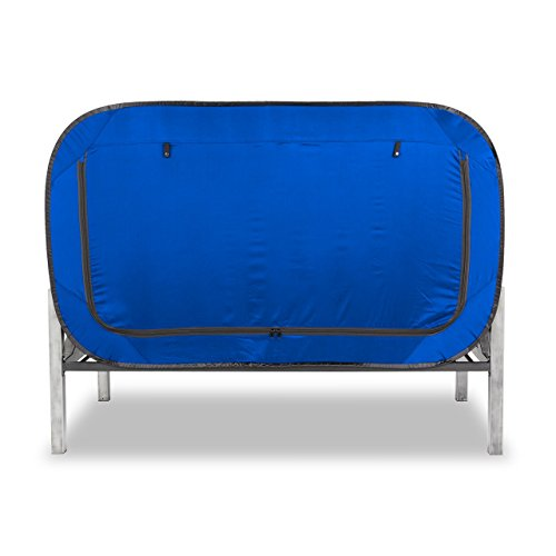 privacy pop bed tent twin blue buy online in uae toy products in the uae see prices. Black Bedroom Furniture Sets. Home Design Ideas