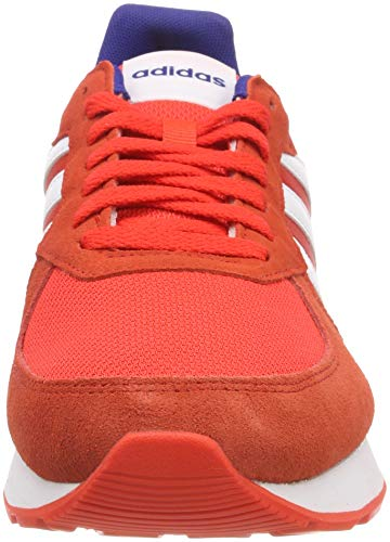 Red Mystery Hombre Ftwr 8k F17 Ink Running Hi Rojo para de Zapatillas White S18 res adidas waOPXqzO