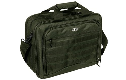 UTG Special Ops Computer Bag, OD Green - Leapers Special Operations