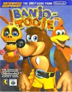 Donkey kong 64 official strategy guide brady games bradygames banjo tooie the official nintendo players strategy guide fandeluxe Gallery