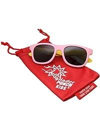 KIDS Children's Super Flexible Polarized Sunglasses