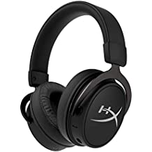 HyperX Cloud Mix Wired Gaming Headset + Bluetooth - Game and Go - Detachable Microphone - Signature HyperX Comfort - Lightweight - Multi Platform Compatible - Black (Renewed)
