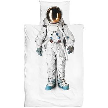 Snurk Astronaut Duvet Cover, Twin