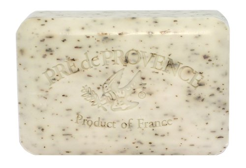 French Mint Soap (Pre de Provence French Milled Soap, 250g Mint Leaf, 8.82 ounces  (Pack of 2))