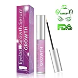 Best Lash Growth Serums - Eyelash Growth Serum Eyelash Booster Natural Eyebrow Lash Review