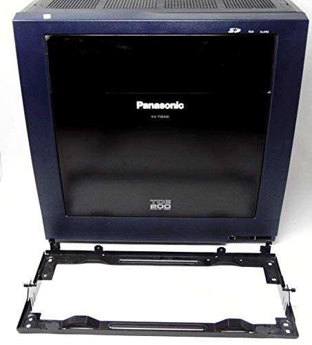 Price comparison product image Panasonic KX-TDE200 Hybrid IP-PBX with IPCMPR Processor Card KX-TDE0101