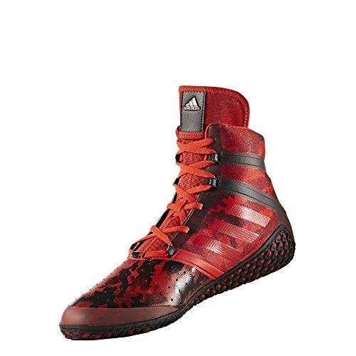 Adidas Lucha Impacto Del Zapato - Para Hombre De Impresión Camo Rojo Precios baratos confiables Pf7wCUQ3vB