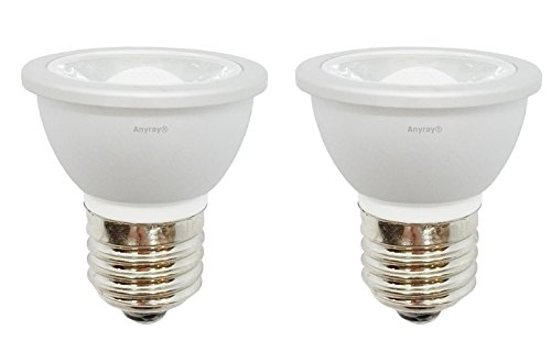2-LED Light Bulbs HR16 120V E27 MR-16 JDR C Hood Lamp Short Neck E26 (Red) - - Amazon.com