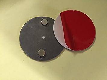 Befestigungs Set Magnethalter Rauchmelder Magnethalterung Magnetbefestigung
