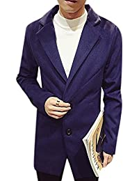 Amazon.com: 4XL - Wool & Blends / Jackets & Coats: Clothing, Shoes ...