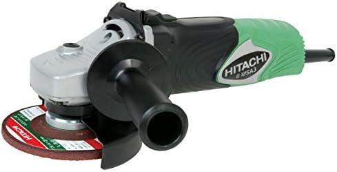 Hitachi G12SA3 4-1 2-Inch 8-Amp Angle Grinder