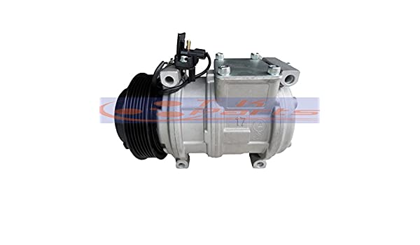 Amazon.com: TKParts New A/C Compressor For Mercedes-Benz Sprinter W126 R107 A124 R129 W638 W124 S124: Automotive