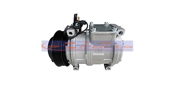 Amazon.com: TKParts New A/C Compressor For Mercedes-Benz Sprinter W126 R107 A124 R129 W638 W124 S124: Automotive