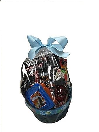 Amazon star wars easter gift basketset for baby boytoddler star wars easter gift basketset for baby boytoddler 3 10 negle Images