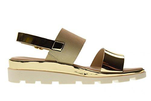Zapatos The Sandalias Las FLEXX Samantha Oro 19 Oro D1507 de awEqOfZE