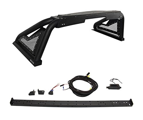 (Go Rhino! 911000T/960001T Sport Bar 2.0 w/Power Actuated Retractable Light Mount Conversion Kit for Silverado/Sierra/F-150/Tundra )