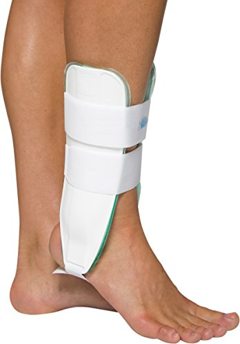 Aircast Air-Stirrup Ankle Support Brace, Right Foot, Large