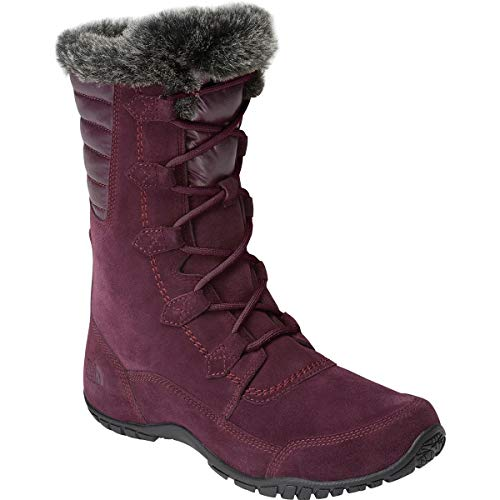Ii Face Schneestiefel North Purna Damen The Nuptse FXz0gp