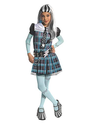 Monster High Deluxe Frankie Stein Costume - Medium -